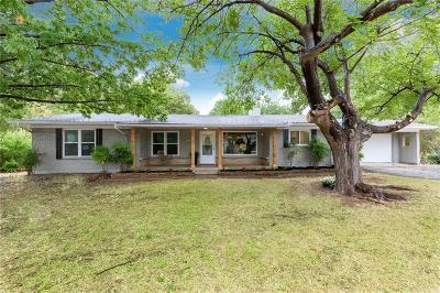 Richland Hills Single Family Home For Sale: 3511 Kingsbury Avenue