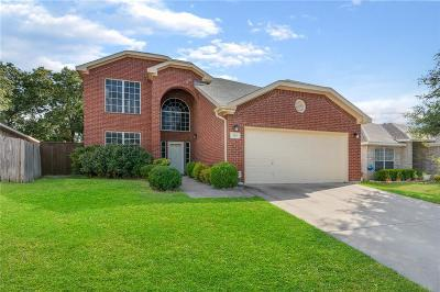 Grand Prairie Single Family Home For Sale: 243 Enchanted Court