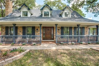 Keller Single Family Home For Sale: 1128 Oak Drive