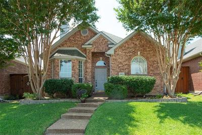 Plano Single Family Home For Sale: 3024 Silver Springs Lane