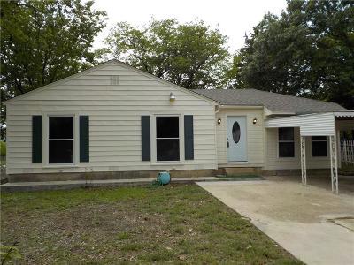Dallas Single Family Home For Sale: 1429 S Brighton Avenue