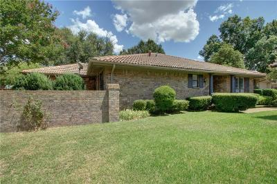 Fort Worth Single Family Home For Sale: 805 Havenwood Lane S