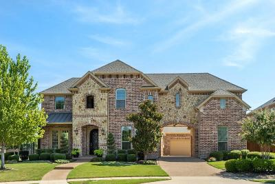 Frisco Single Family Home For Sale: 5102 Running Brook Drive