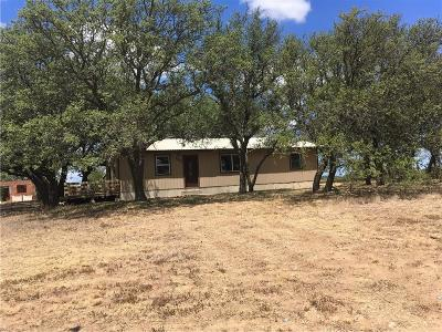 Bangs TX Single Family Home For Sale: $169,500