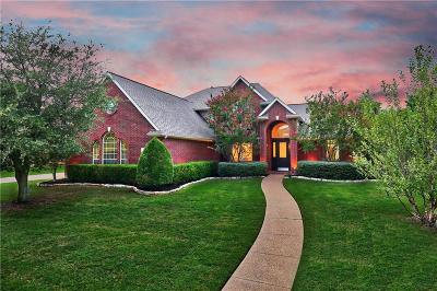 Colleyville Single Family Home For Sale: 1424 Savoy Court