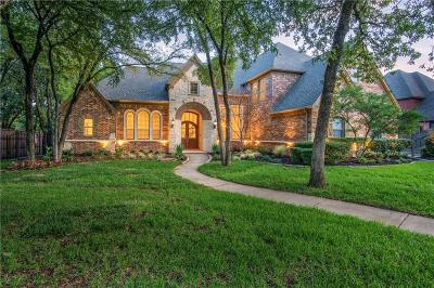 Southlake Single Family Home For Sale: 2713 Derby Court