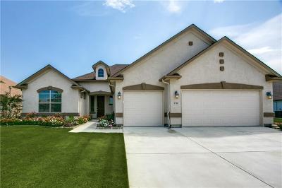 Denton Single Family Home Active Option Contract: 9709 Orangewood Trail