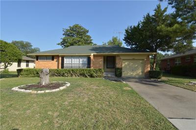 Garland Single Family Home For Sale: 3306 Old Orchard Road