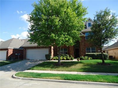 Denton Single Family Home Active Option Contract: 2604 Pinto Drive