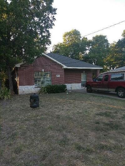 Dallas Single Family Home For Sale: 4007 Hamilton Avenue