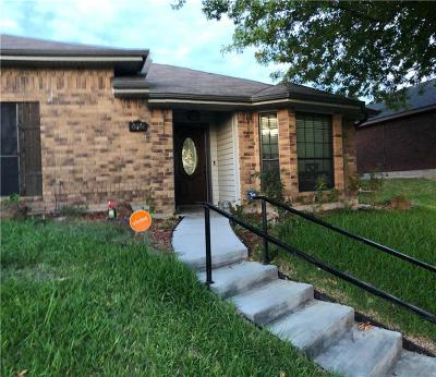 Mesquite Single Family Home For Sale: 1012 Cold Spring Court