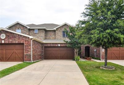The Colony Townhouse Active Option Contract: 5941 Lost Valley Drive