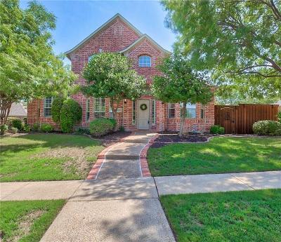 Plano Single Family Home For Sale: 8000 Lynchburg Drive