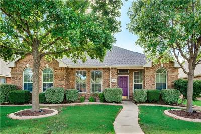 Allen Single Family Home For Sale: 1561 Mahogany Drive
