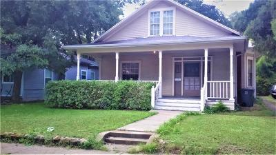 Single Family Home For Sale: 623 Haines Avenue