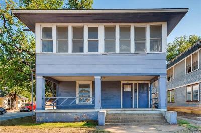 Dallas Single Family Home For Sale: 500 W 7th Street