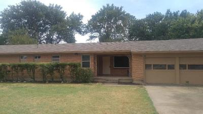Lewisville Single Family Home Active Option Contract: 434 W Purnell Road