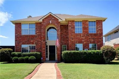 Carrollton Single Family Home Active Option Contract: 1480 Hollow Ridge Drive