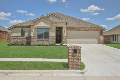 Saginaw Single Family Home For Sale: 628 Creek Point Drive
