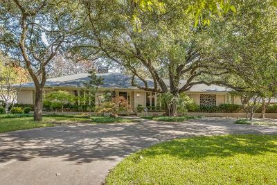 Single Family Home For Sale: 13742 Meandering Way