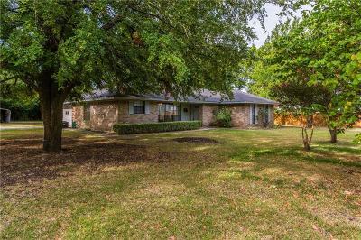 Van Alstyne Single Family Home Active Option Contract: 80 Jim Jones Road