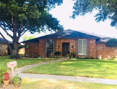 Plano Single Family Home For Sale: 4117 Early Morn Drive