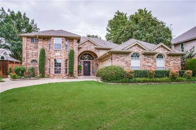 Grapevine Single Family Home For Sale: 2093 Brookgate Drive