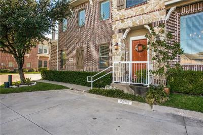 Richardson Townhouse Active Option Contract: 2203 Reflection Pointe