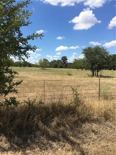 Granbury Residential Lots & Land Active Option Contract: 1920 Meander Road