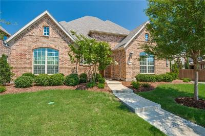 Flower Mound Single Family Home For Sale: 604 Heritage Lane