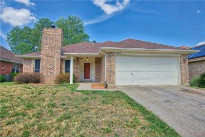 Euless Single Family Home For Sale: 1104 Middlebury Lane