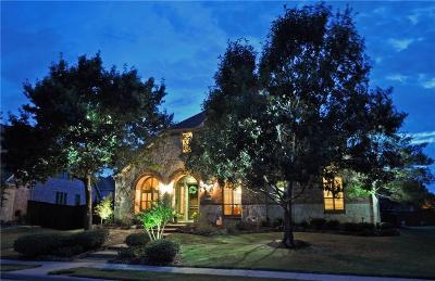 Allen Single Family Home Active Option Contract: 1401 Marble Falls Drive