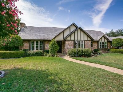 Plano TX Single Family Home Active Option Contract: $405,000