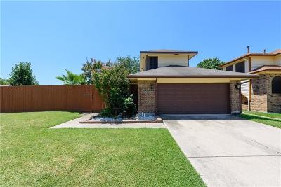 Carrollton Single Family Home For Sale: 2116 Rose Cliff Lane