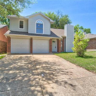Arlington Single Family Home For Sale: 814 Wyndham Place
