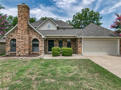 Rowlett Single Family Home For Sale: 8317 Liberty Lane