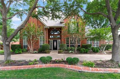 Coppell Single Family Home For Sale: 339 Pecan Hollow Drive