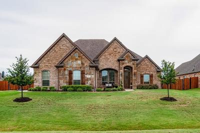 Haslet Single Family Home For Sale: 1325 Bluff Springs Drive