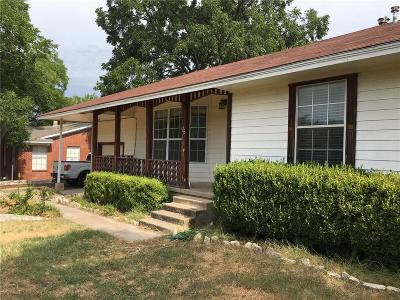 Single Family Home For Sale: 309 E 3rd Street