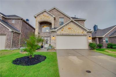 McKinney Single Family Home For Sale: 217 Red Hawk Place