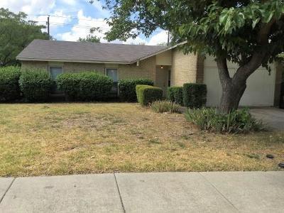 Allen Single Family Home For Sale: 538 Ridgemont Drive