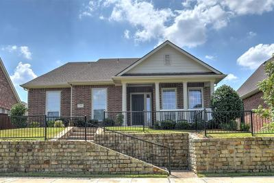 Carrollton Single Family Home For Sale: 1708 Orchard Lane