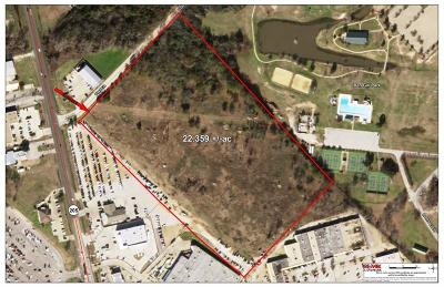 Terrell, Poetry Commercial Lots & Land For Sale: 6487 Colquitt Court