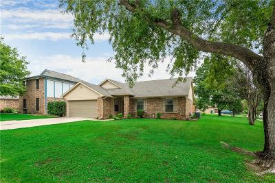 Flower Mound Single Family Home Active Option Contract: 5300 Colonial Drive