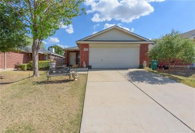 Denton Single Family Home Active Option Contract: 1102 Savage Drive