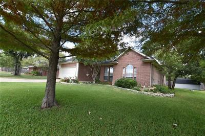 Glen Rose Single Family Home Active Kick Out: 1096 County Road 1020