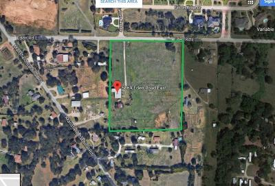 Kennedale Residential Lots & Land For Sale: 5844 Eden Road