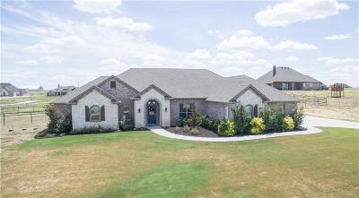 Godley Single Family Home For Sale: 14612 Spring Ranch Road