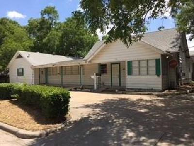 Lewisville Commercial For Sale: 150 W College Street