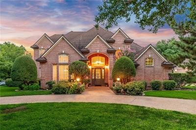 Colleyville Single Family Home Active Option Contract: 3605 Winewood Place